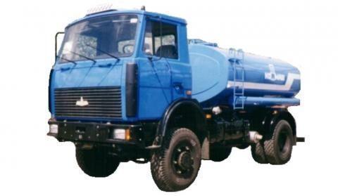 MAZ KT-506  diğer kamu hizmet aracı