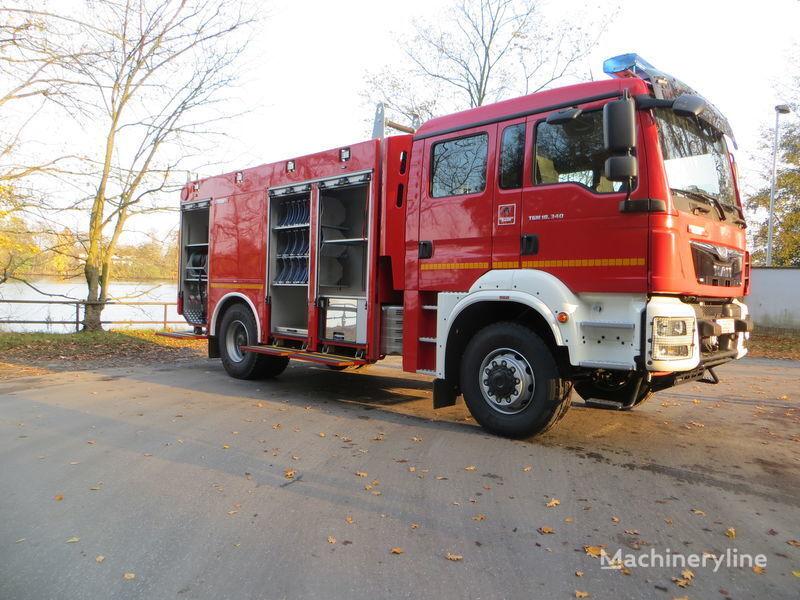 yeni MAN TGM 18.340 TLF 6000 Neu/New itfaiye aracı