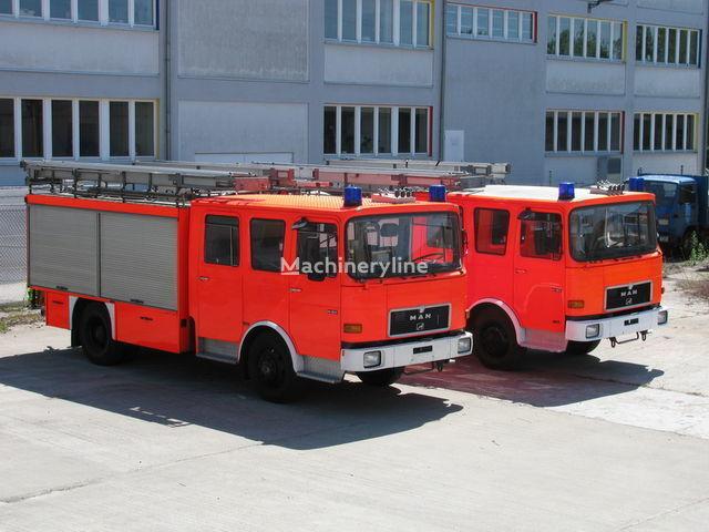 MAN TLF 14.192  1.700 Liter Wassertank 400 L Schaum itfaiye aracı