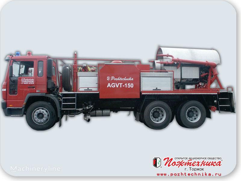 VOLVO AGVT-150 Avtomobil gazovogo tusheniya  itfaiye aracı