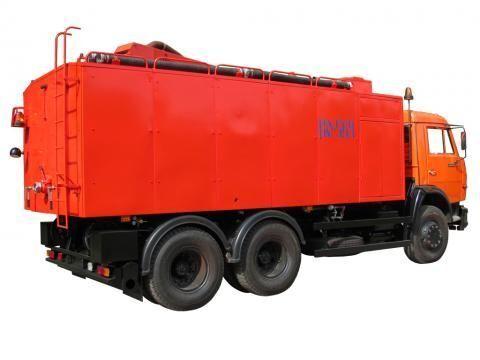 KAMAZ KO-564  kanal temizleme aracı