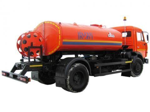 KAMAZ KO-564-20 kanal temizleme aracı