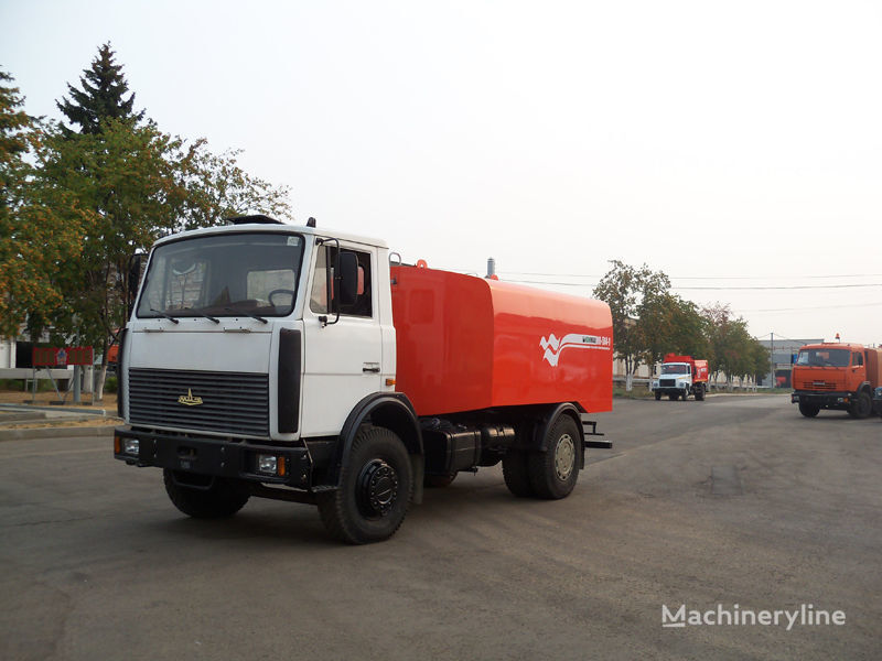 MAZ KO-514-1 kanal temizleme aracı