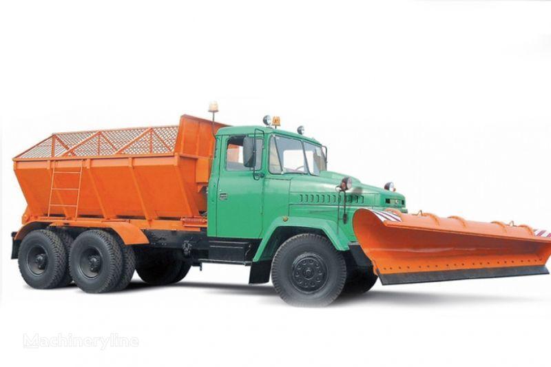 KRAZ 65053-MDKZ-30 kar temizleme makinası
