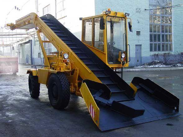 yeni MTZ AMKODOR kar temizleme makinası