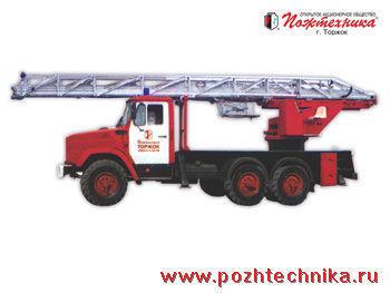 ZIL AL-30 merdivenli itfaiye aracı