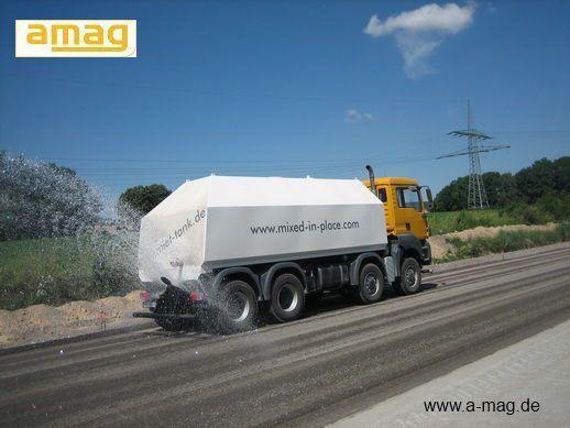 MAN Wasserwagen MAN TGA 41.480 - 8x8 temizleme makinesi