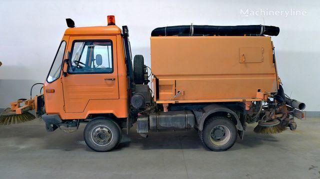 MULTICAR 26 TRILETY MUK (+ SAUGE 5m  temizleme makinesi