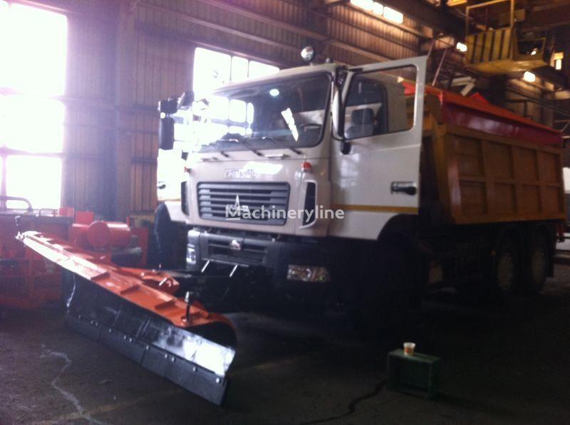 yeni MAZ MKDS 9 tuzlama kamyonu