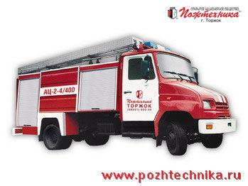 ZIL AC-2-4/400   yangın tankeri kamyonu