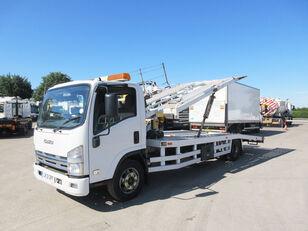 ISUZU N75.190 araba taşıyıcı