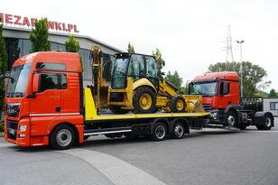 MAN TGX 26.440 XXL , E6 , 6X2 , NEW BODY 7,5m , hydraulic , 2x winch araba taşıyıcı