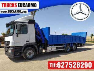 MERCEDES-BENZ ACTROS 25 32 araba taşıyıcı