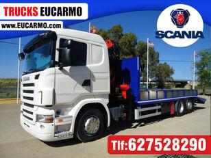 SCANIA R 440 araba taşıyıcı