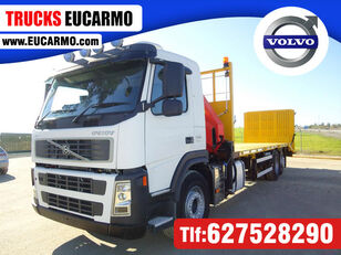 VOLVO FM12 380 araba taşıyıcı