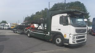 VOLVO FM13 420 Autotransporter Kassbohrer araba taşıyıcı