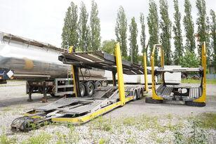 LOHR Body + trailer set , for 8-12 cars  araba taşıyıcı