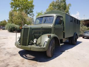 FIAT LANCIA ESATAU askeri kamyon