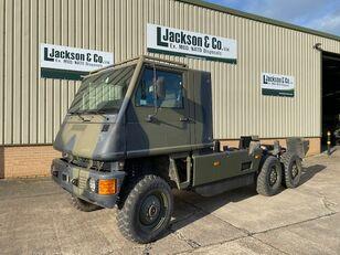 MOWAG Duro II 6x6 askeri kamyon