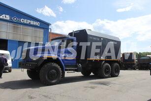 yeni UNISTEAM ППУА 1600/100 серии UNISTEAM-M1 УРАЛ NEXT 4320 askeri kamyon