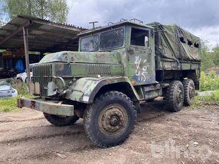 VOLVO TGB 934 6X6 askeri kamyon
