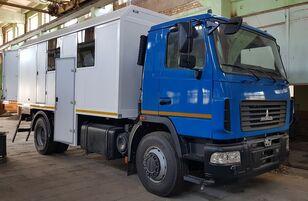 yeni MAZ 5340 askeri kamyon
