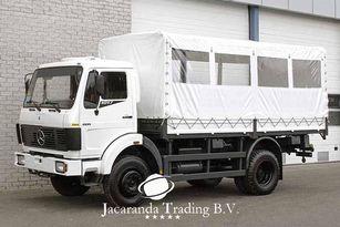 MERCEDES-BENZ 1017 askeri kamyon