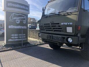 STEYR 1291.320 P43/M 4x4 Pritsche mit Plane askeri kamyon