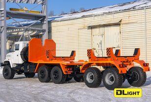 yeni KRAZ 6322-05 boru taşıyıcı