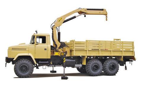 KRAZ 6322-056 çekici kamyon