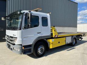 MERCEDES-BENZ ATEGO 1524 BlueTec 5 , Voll Luftgefedert , 6-Zylinder çekici kamyon