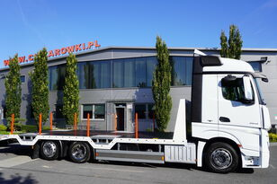 MERCEDES-BENZ Actros 2542, E6, 6x2, Low Deck MEGA, New body 2021 çekici kamyon