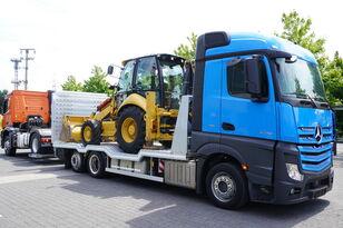 MERCEDES-BENZ Actros 2542 , E6 , MEGA , NEW BODY , car tow 10T , hydraulic ram çekici kamyon
