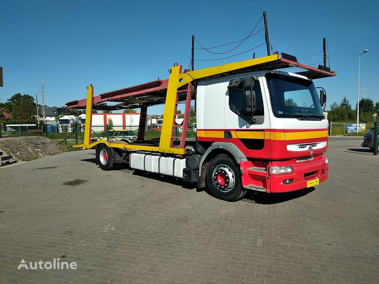 RENAULT premium 385 çekici kamyon
