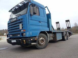 SCANIA 113 çekici kamyon