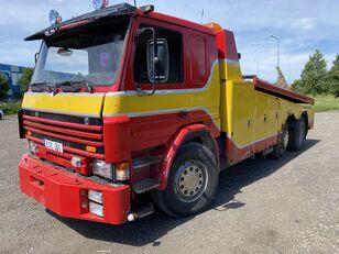 SCANIA P113 çekici kamyon