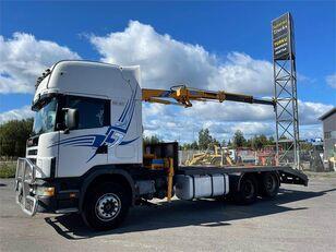 SCANIA R 144-530 GB-6X2 çekici kamyon