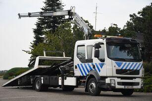 VOLVO FL240 ABSCHLEPP/KRAN/HUBBRILLE/SEILWINDE/WINCH çekici kamyon