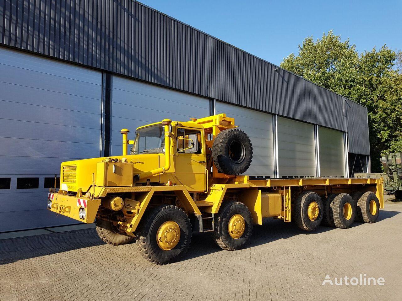 FAUN HS50 10X8 çekici kamyon