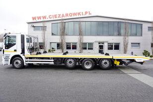 IVECO Stralis 360 , EEV , 8X2 , tridem , load 17t , 8,8m long , retard çekici kamyon