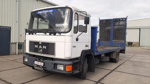 MAN FL 14.192 Euro 1 Engine / Winch 15000 kg. çekici kamyon