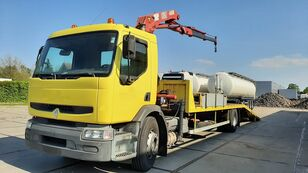 RENAULT Premium 250.19 Crane Winch çekici kamyon