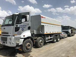 yeni 3Kare Toz Malzeme Serici / Çimento Serici çimento kamyonu