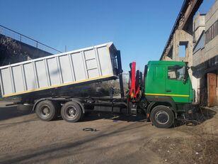 yeni AVTR BP-10 damperli kamyon