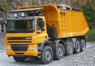 GINAF HD5380T damperli kamyon