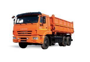 yeni KAMAZ 45143-6012-50 damperli kamyon