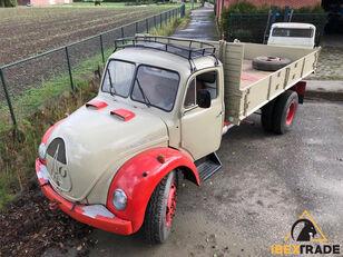 MAGIRUS-DEUTZ MERCUR 120L Magirus-Deutz 3zijdige kipper damperli kamyon