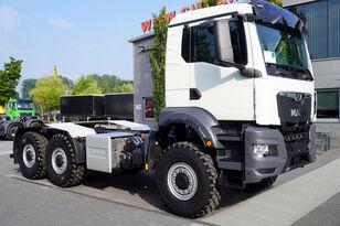 MAN TGS 33.510 6x6 BB CH / EURO 6D / FACTORY NEW / NEW MODEL damperli kamyon