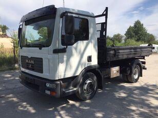 MAN-VW TGL 8-213 damperli kamyon