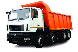 yeni MAZ 6516E8 damperli kamyon